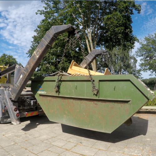 Jauktu atkritumu savākšana un pārvadāšana - KonteineruServiss.lv